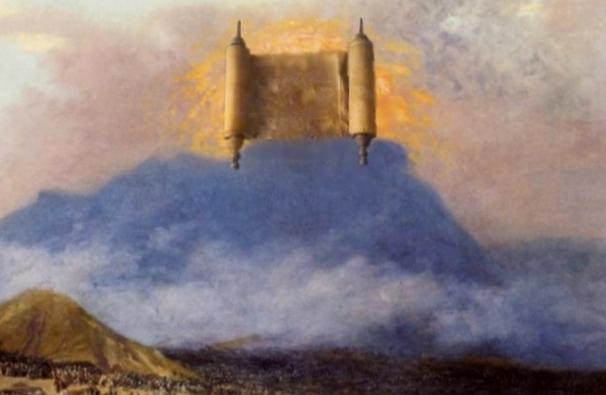 Giving the Torah