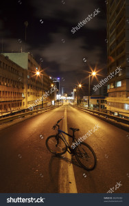stock-photo-dark-street-in-tel-aviv-israel-38249383
