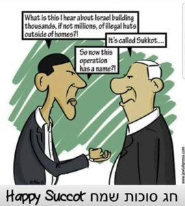 Bibi & barry discuss Sukkot