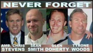 The Benghazi Four